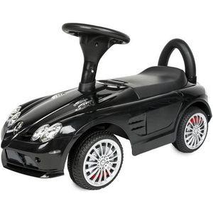 PORTEUR - POUSSEUR Porteur Mercedes Mclaren SLR Noir70 cm klaxon Coff