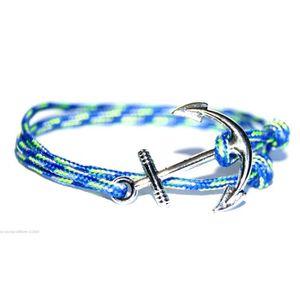 bracelet ancre marine pas chere