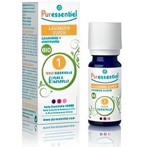 HUILE ESSENTIELLE Puressentiel Lavandin Super Bio 10 ml