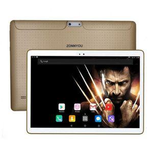 TABLETTE TACTILE 10,1 pouces Tablet PC Android 7.0 Appel 3G Télépho