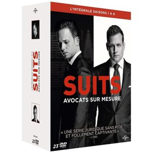 DVD SÉRIE SUITS INTEGRALE SAISON 1 a 6