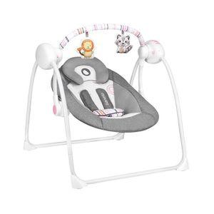 BALANCELLE LIONELO Balancelle transat bébé électrique musical