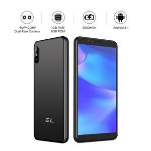 SMARTPHONE EL-6C Smartphone 2 +16 G Android v9.0 Batterie 250