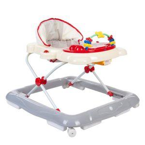 YOUPALA - TROTTEUR HOLLY | Trotteur évolutif bébé/enfant | Dès 6 mois