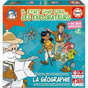 HISTOIRE - GEO EDUCA Mini Jeu Il était une fois...Les Explorateur