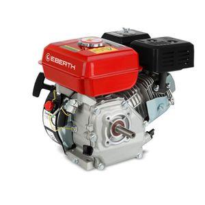 MOTEUR COMPLET EBERTH 5,5 CV Moteur à essence thermique (20 mm Ar
