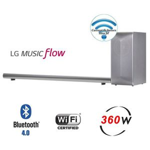 BARRE DE SON LG LAS750 Barre de son 4.1ch bluetooth 360W