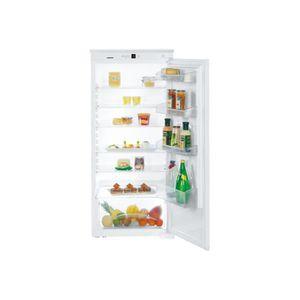 RÉFRIGÉRATEUR CLASSIQUE Liebherr IKS 1220 Réfrigérateur intégrable niche l