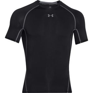 T-SHIRT THERMIQUE Hauts Under Armour Heatgear compression ss 70ab6dce9db7