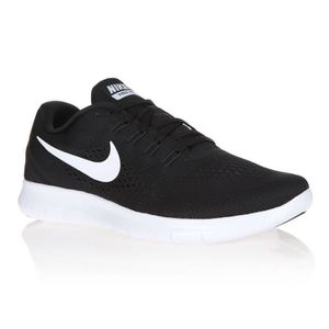 purchase cheap 73417 ae93d CHAUSSURES DE RUNNING NIKE Baskets de Running Free Rn - Homme - Noir ...