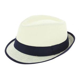 Coolibar Bleu Fonc/é Chapeau pour Enfants Anti UV