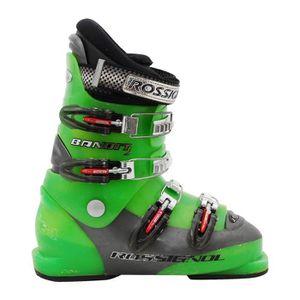 CHAUSSURES DE SKI Chaussure ski junior Rossignol bandit vert