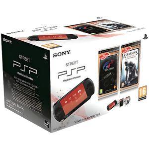CONSOLE PSP Console SONY PSP + Gran Turismo + Assassin's Cr…