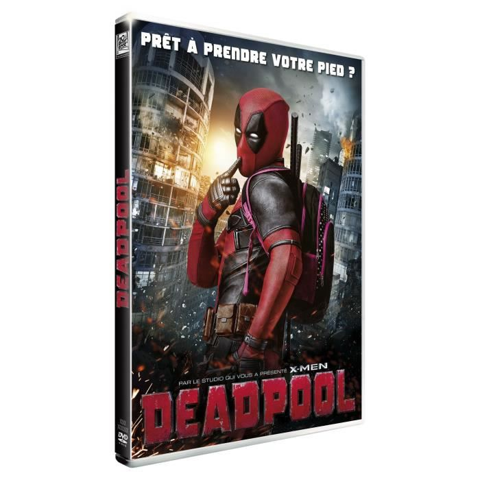 DVD FILM DVD Deadpool