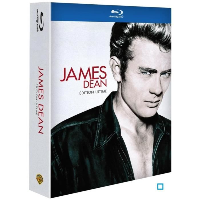 James Dean avec 1 DVD - George Perry