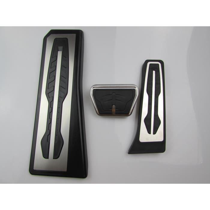 Kit de pedales repose pieds automatique BMW SERIE 5 F10 2010-2016 SERIE 6 F06 F12 F13 2010-2017