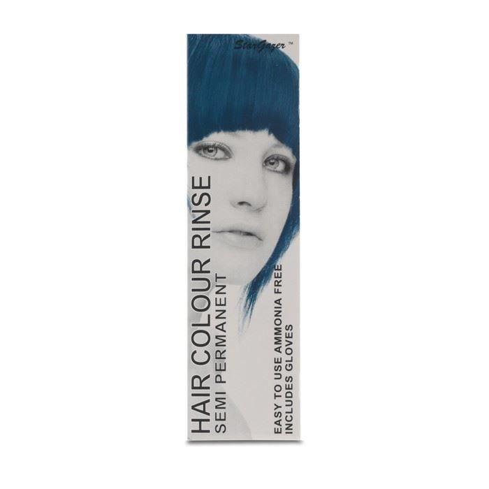 Stargazers Couleur des cheveux semi-permanente Teinture AZURE BLUE
