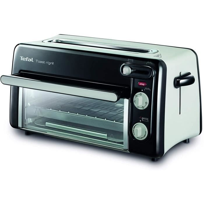 MACHINE A PAIN Tefal TL600830 Grille Pain Toast And Grill161