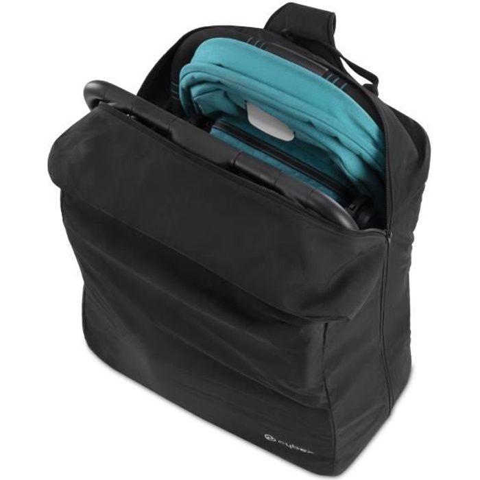 Cybex Gold Travel Bag/Black-black