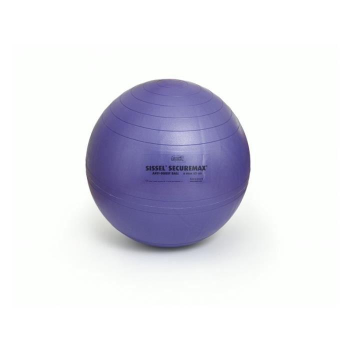 Ballon gym SISSEL® Ball Securemax 0,000000 Lilas