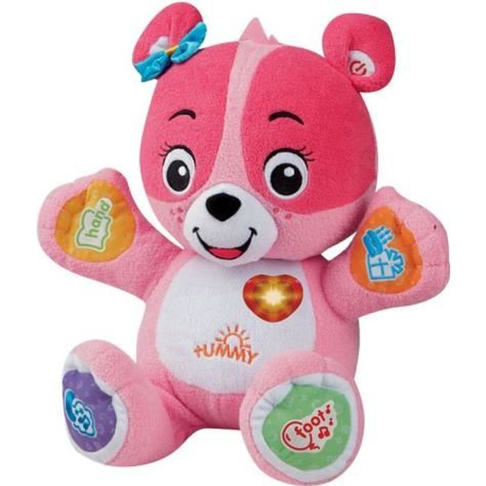 VTech Baby Explorer Bear rose