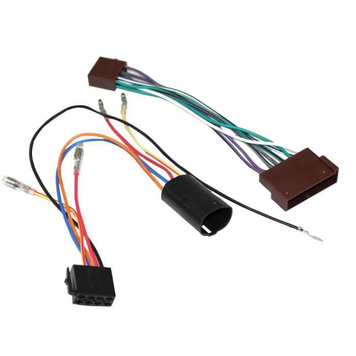 adaptateur pour autoradio iso ak3 pour ford mondeo achat vente installation autoradio. Black Bedroom Furniture Sets. Home Design Ideas