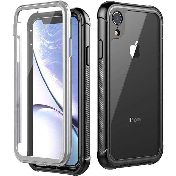coque iphone xr 6 1 coque integrale anti choc bu