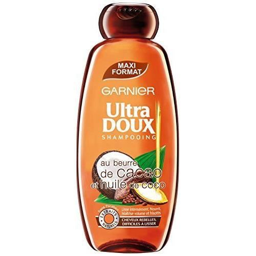garnier ultra doux shampooing beurre de cacao e achat. Black Bedroom Furniture Sets. Home Design Ideas