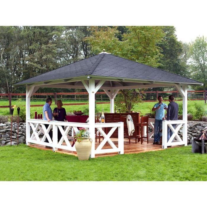 pergola bois 3x3 achat vente pergola bois 3x3 pas cher cdiscount. Black Bedroom Furniture Sets. Home Design Ideas
