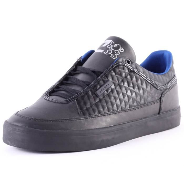 Cruyff Bomba Lo Top Quilted Hommes Baskets Noir - 40 EU