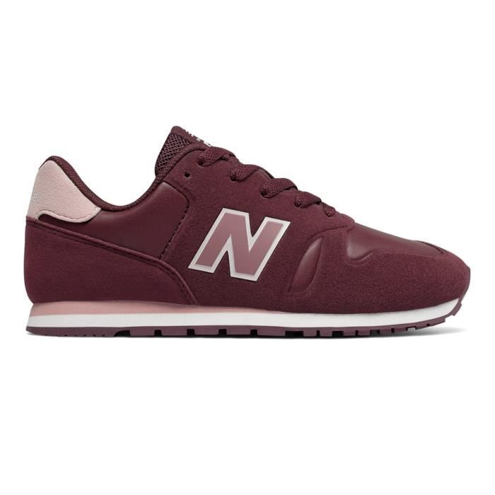 new balance rouge bordeau