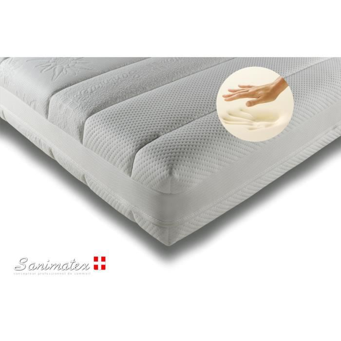 matelas sanimatex niagara 80x200 achat vente matelas cdiscount. Black Bedroom Furniture Sets. Home Design Ideas