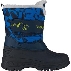 APRES SKI - SNOWBOOT WANABEE Après-ski Winter Kid 3 - Garçon - Bleu