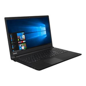 TOSHIBA PC Portable Satellite Pro R50-C - 15\