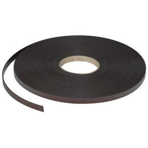 RUBAN ADHÉSIF Ruban magnétique 80 gr/cm2 - adhésif supérieur - 1