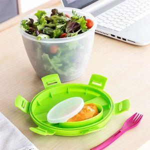 LUNCH BOX - BENTO  Boîte à salade lunch box 2 L - Boite à repas avec