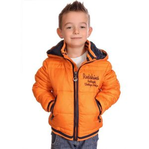 DOUDOUNE Redskins Enfant - Doudoune   capuche orange Willem