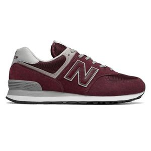 new balance 574 bordeaux