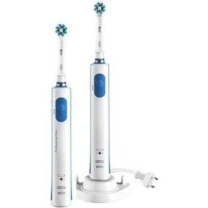 BROSSE A DENTS ÉLEC ORAL-B Pro Brosse à dents électrique 690 Cross Act