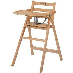 CHAISE HAUTE  Safety 1st Chaise haute bois Nordik