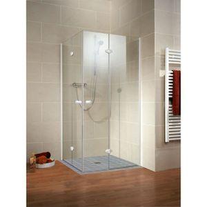 Porte de douche pliante 70 cm achat vente pas cher Porte pliante 90 cm transparente