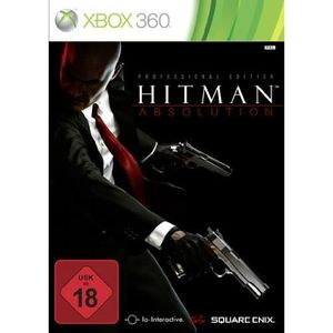 JEU XBOX 360 HITMAN : ABSOLUTION - PROFESSIONAL EDITION [IMP…