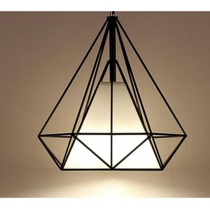 LUSTRE ET SUSPENSION STOEX Lustre Suspension Industrielle Cage forme Di