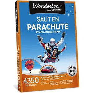 COFFRET SPORT - LOISIRS Cadeau sensation - Saut en parachute et activités