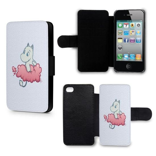 coque iphone 5 moomin