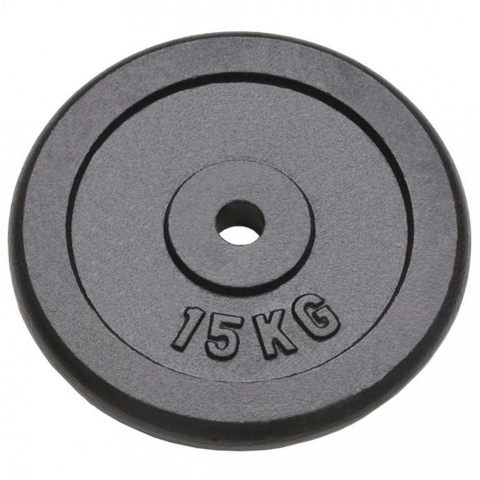 Poids libres Plaque de poids 2 pcs 30 kg