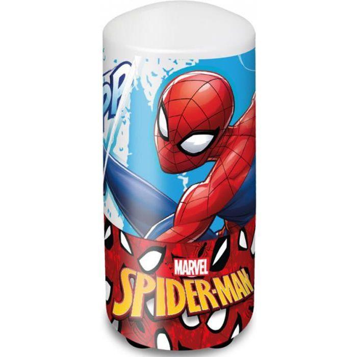 Spiderman Homme Araignée Veilleuse
