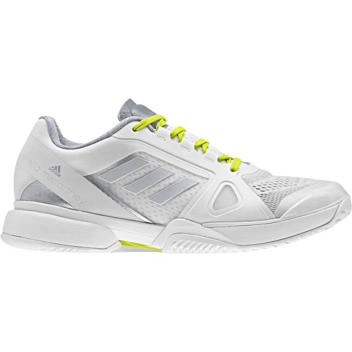 Chaussures femme Tennis Adidas Tennis Smc Barricade 2017