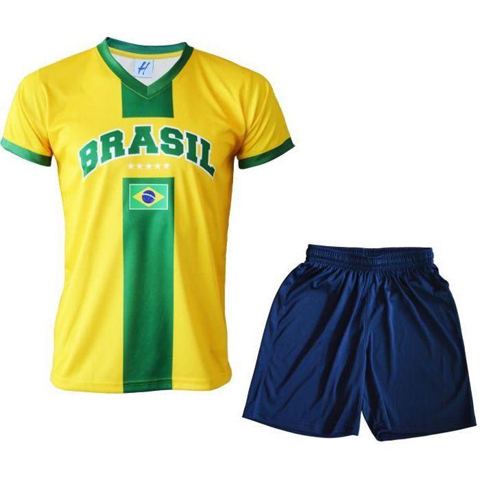Maillot + short BRESIL - Football