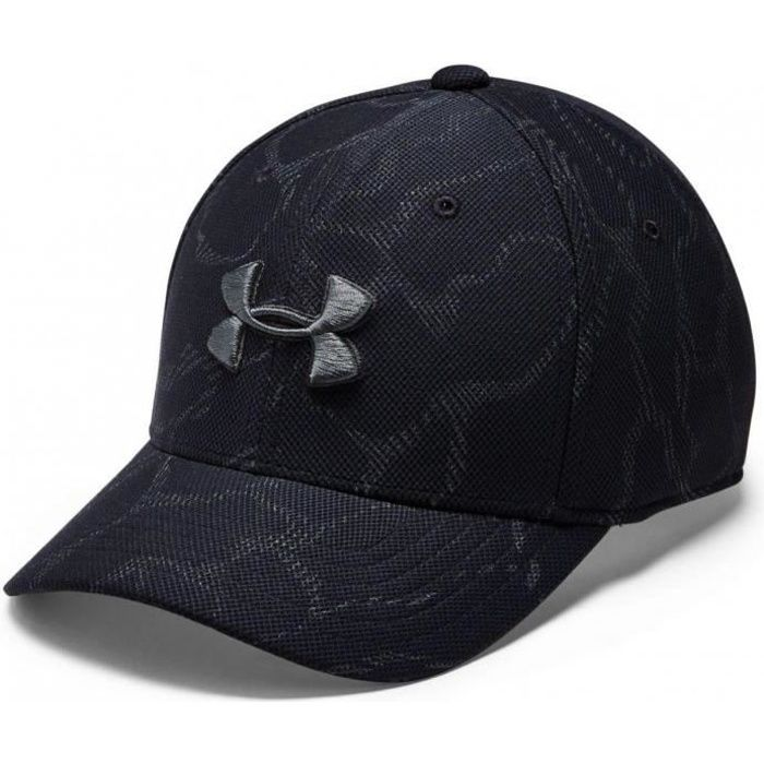 Casquette Under Armour Printed Blitzing 3.0 Junior - 1305459-002